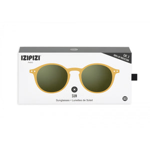 IZIPIZI Sunglasses - #D Yellow Honey