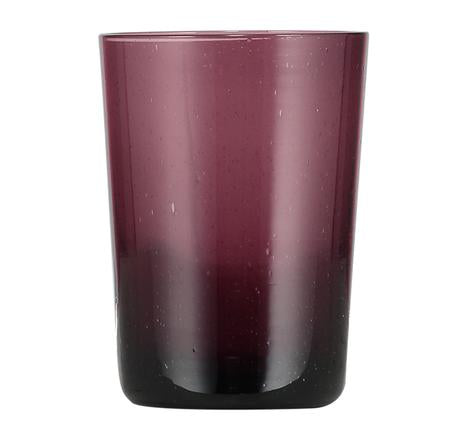 Garnet Glass Tumbler - British Colour Standard