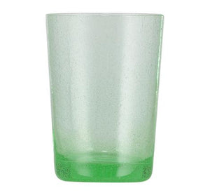 Malachite Green Glass Tumbler - British Colour Standard