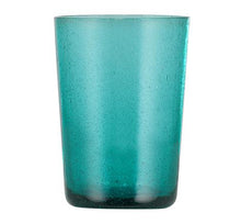 Load image into Gallery viewer, Petrol Blue Glass Tumbler - British Colour Standard