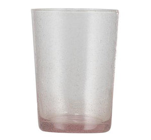 Old Rose Glass Tumbler - British Colour Standard