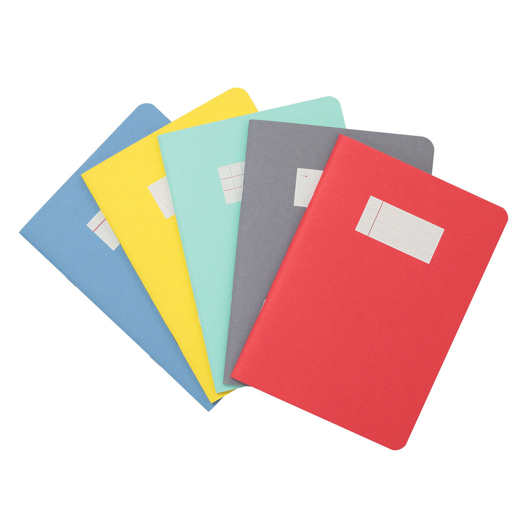 Papelote A5 Exercise Books