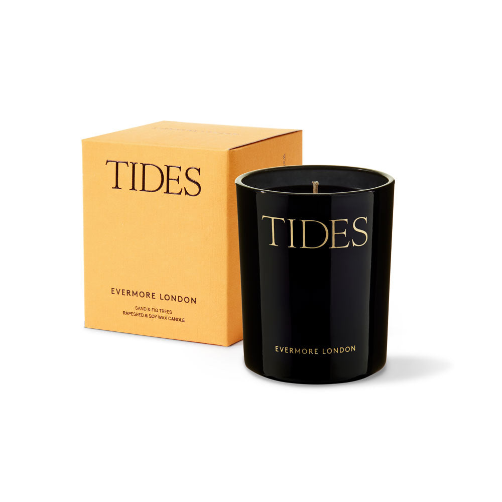 Evermore Candle 'Tides'  - Small