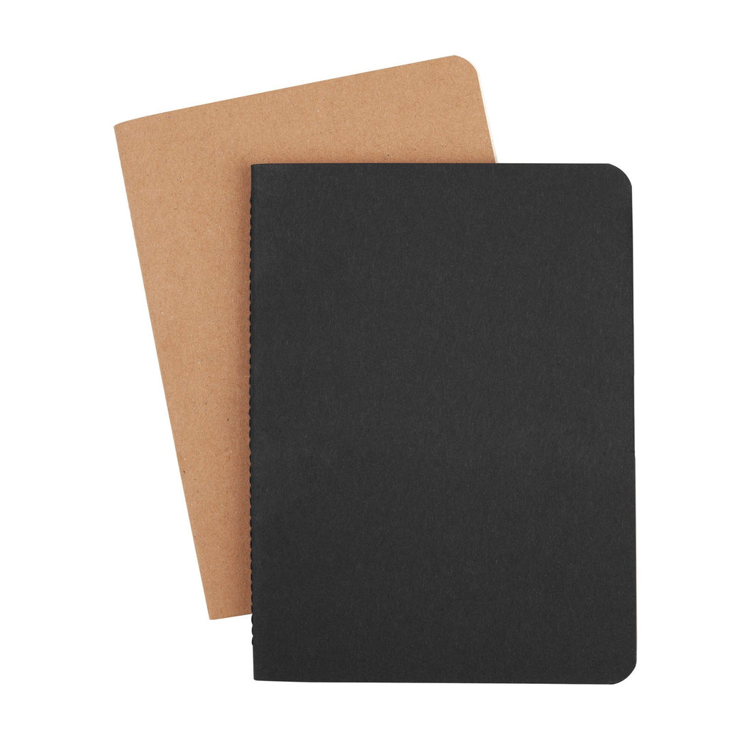 Black Notebook - Professio midi by Papelote