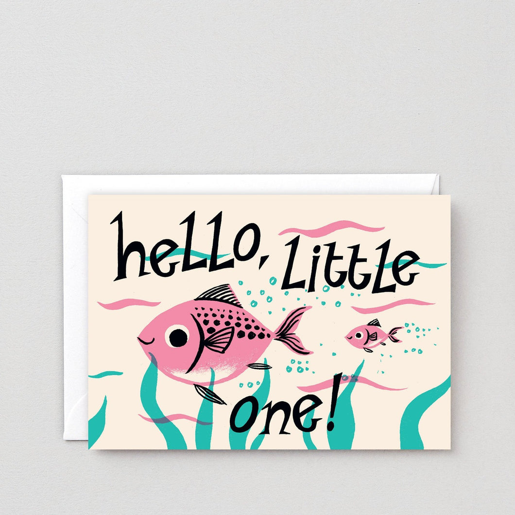 Hello Little One Card