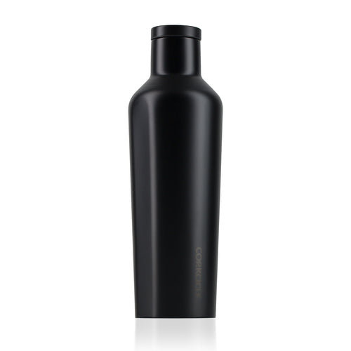 Corkcicle Canteen 16OZ/475ML - Black