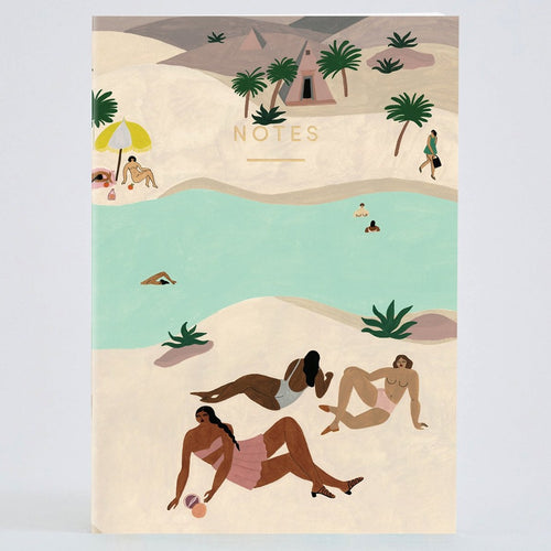 Desert River Notebook
