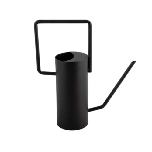 Black Watering Can by Present Time