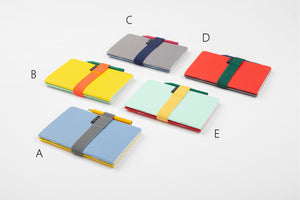 Papelote set of Notebooks