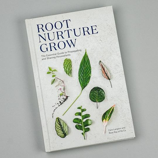 Root Nurture Grow by Ro Co