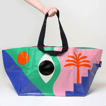 Load image into Gallery viewer, HERD Tote Bag 'The Eye'
