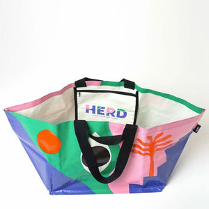 HERD Tote Bag 'The Eye'