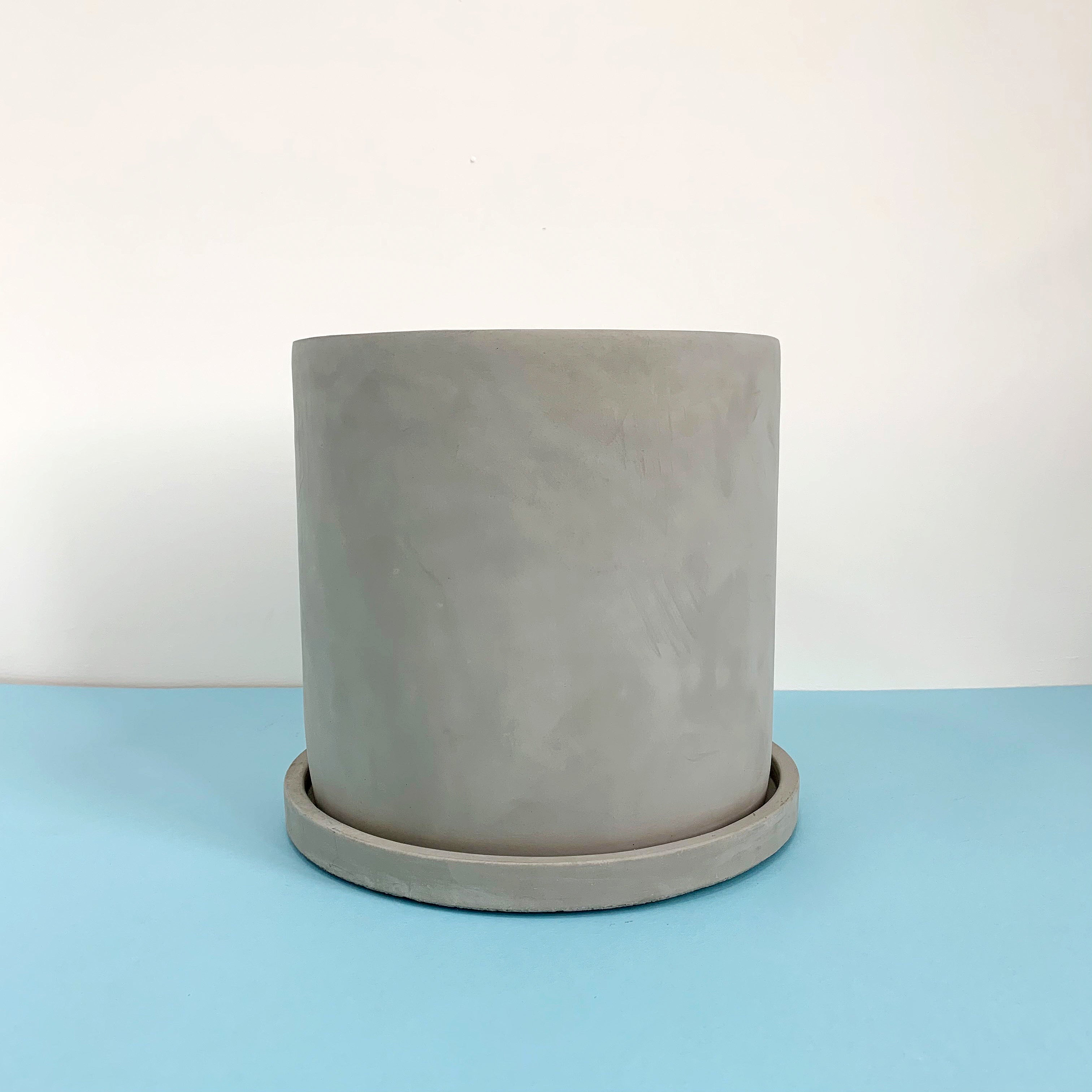 Concrete Pot by Anther & Moss - Large
