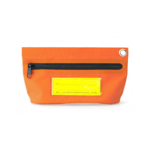 Small Tarp Case - Orange