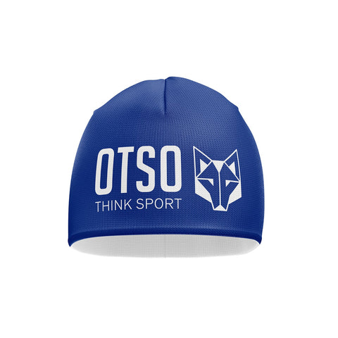 Hat Electric Blue / White