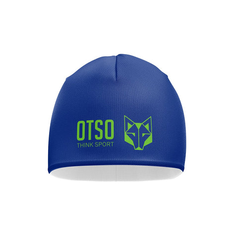 Gorro Electric Blue / Fluo Green