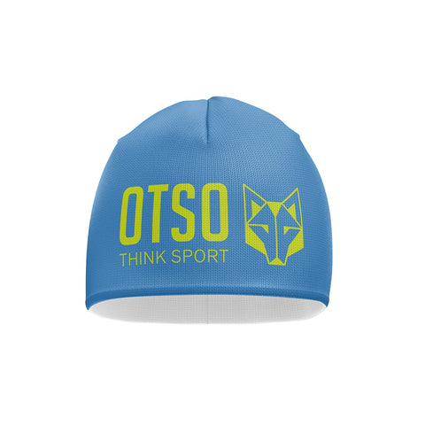 Gorro Light Blue / Fluo Yellow