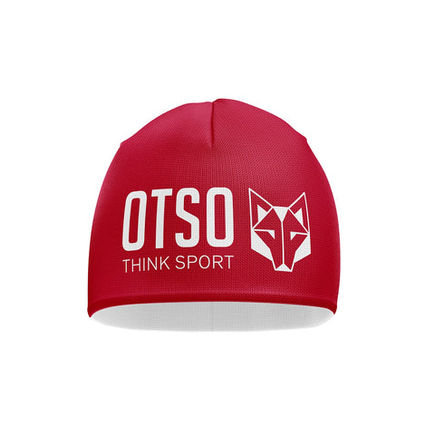 Gorro Red / White