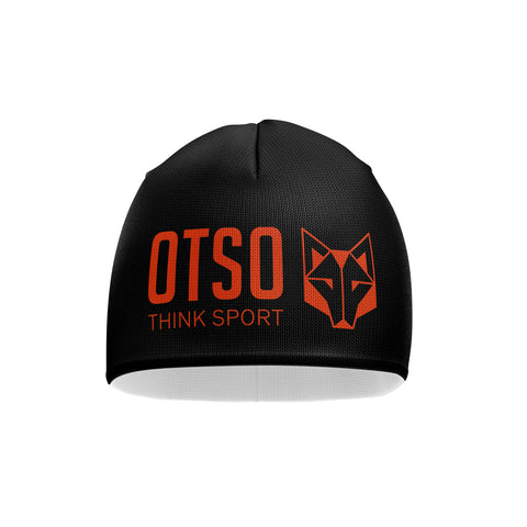 Hat Black / Orange