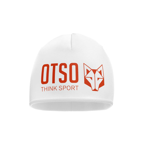 Hat White / Orange