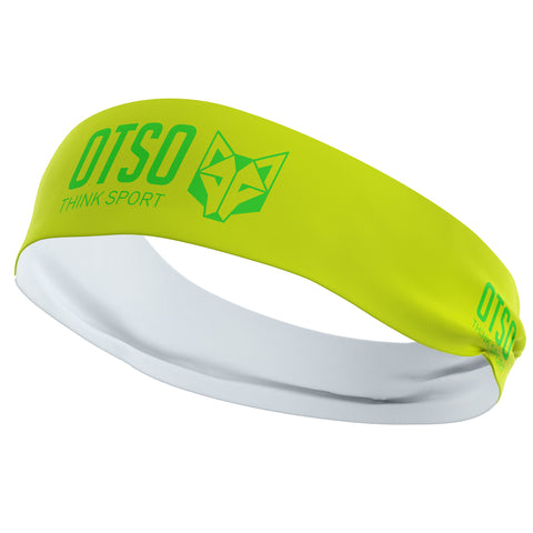 Headband Otso Sport Fluo Yellow / Fluo Green
