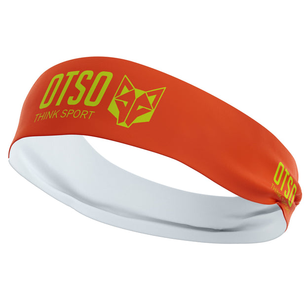 Headband Otso Sport Fluo Orange / Fluo Yellow