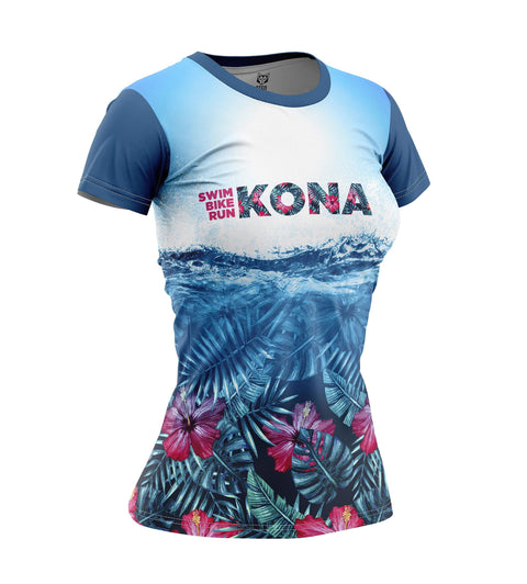 Women's Short Sleeve Shirt Kona