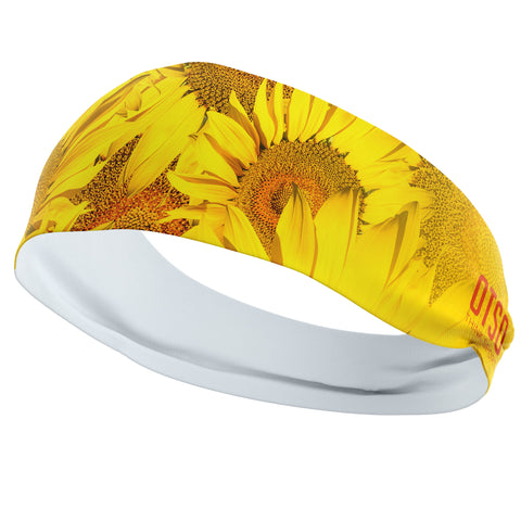 Headband Sunflowers