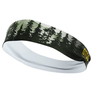 Headband Green Forest