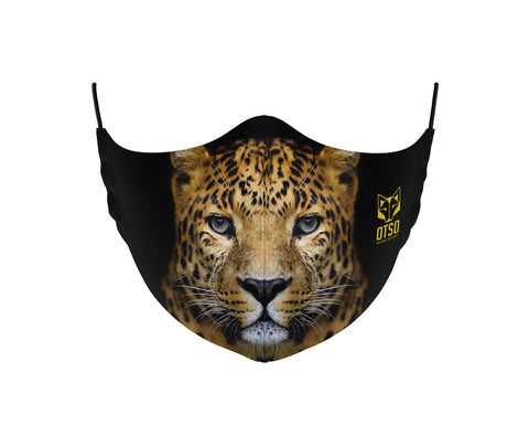 Face Mask Leopard Face