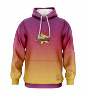 Hoodie La Purito Cigar Orange
