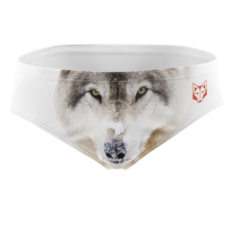 Men's Swimsuit Wolf