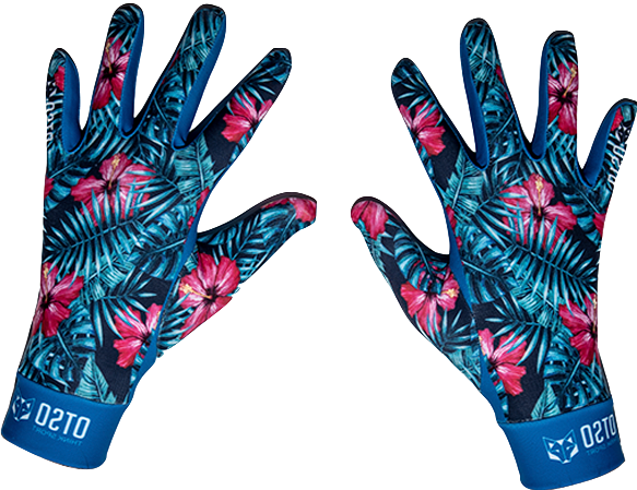 Guantes Tropical