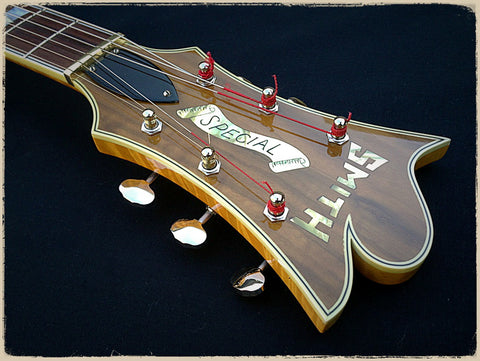 TK Smith® Guitars
