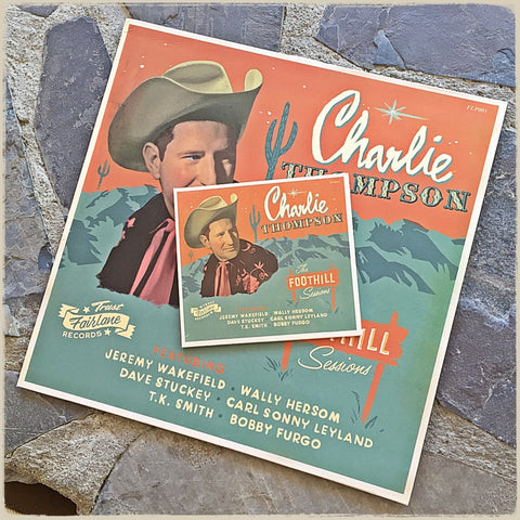 Foothills Sessions by Charlie Thompson