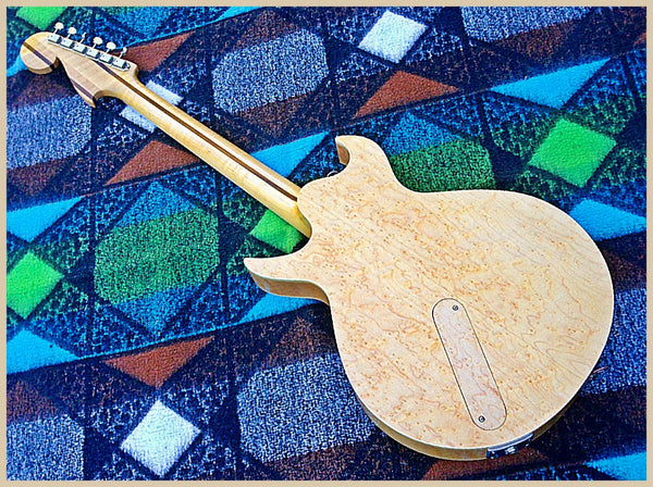 TK Smith® Pancake Guitar