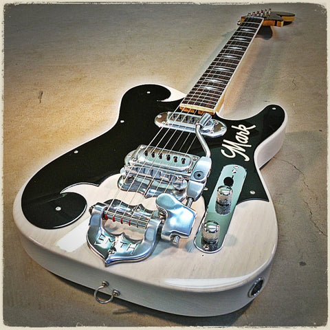 Smith Equipped Tele-Type Guitar