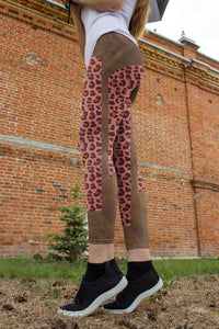 leopard sport Leggings - US FITGIRLS