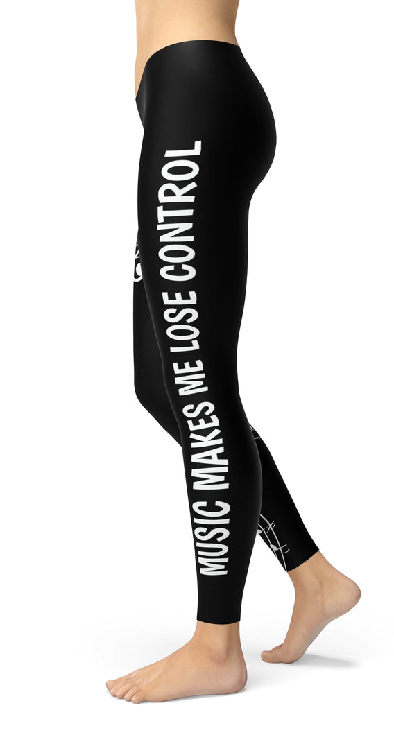 Lose Control Leggings - US FITGIRLS