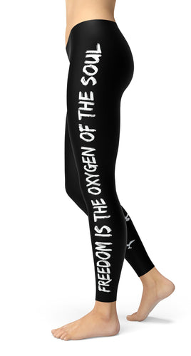 Freedom Leggings - US FITGIRLS