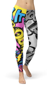 BOOM LEGGINGS - US FITGIRLS