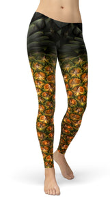 PineApple Leggings - US FITGIRLS