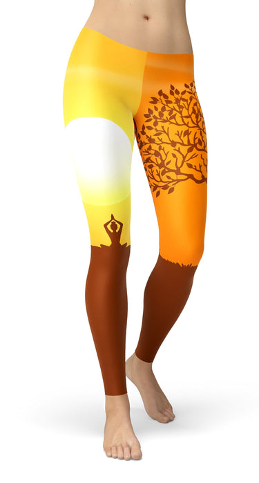 SunSet Leggings - US FITGIRLS