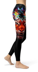 Beast Mode Leggings - US FITGIRLS