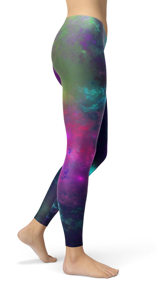 Universe Leggings - US FITGIRLS