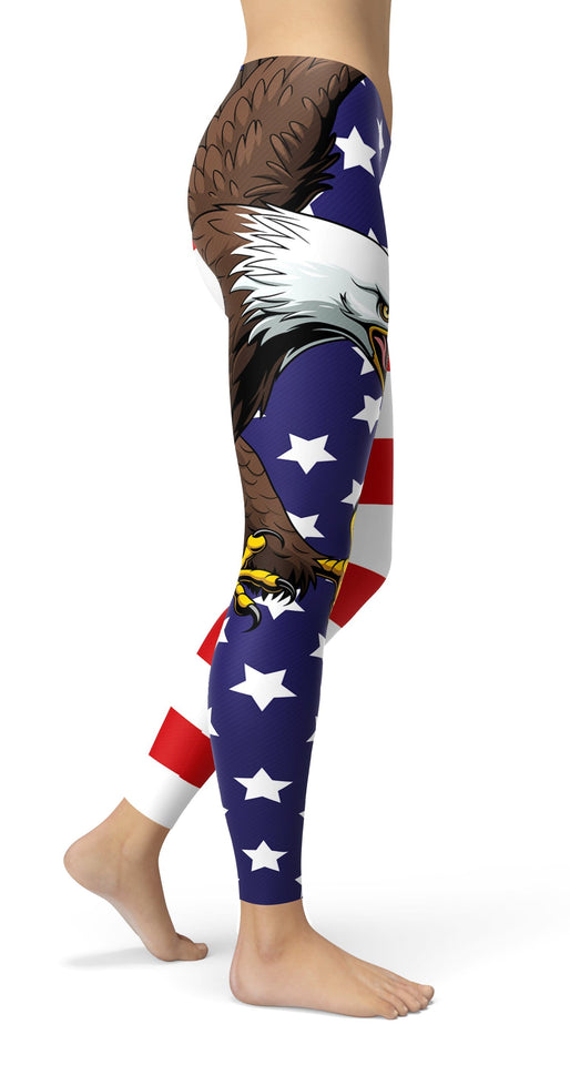 USA PRIDE Leggings - US FITGIRLS