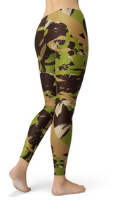 Camouflage Leggings - US FITGIRLS