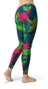 Zombie Leggings - US FITGIRLS
