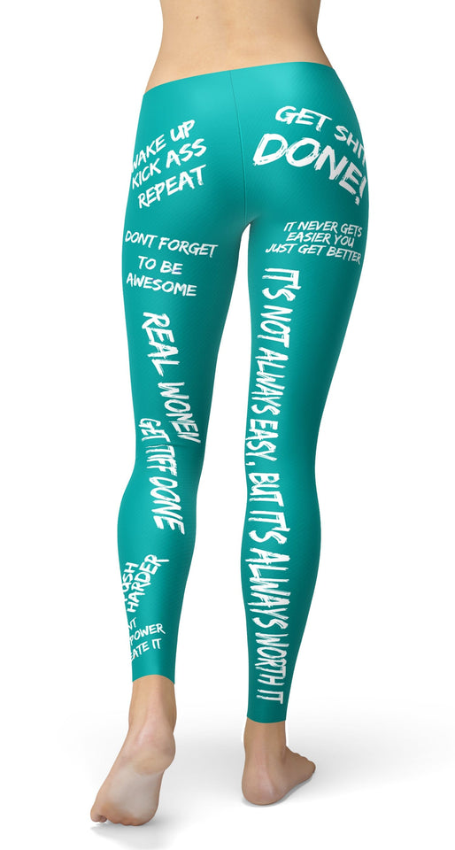 2020 Motivational Leggings - US FITGIRLS