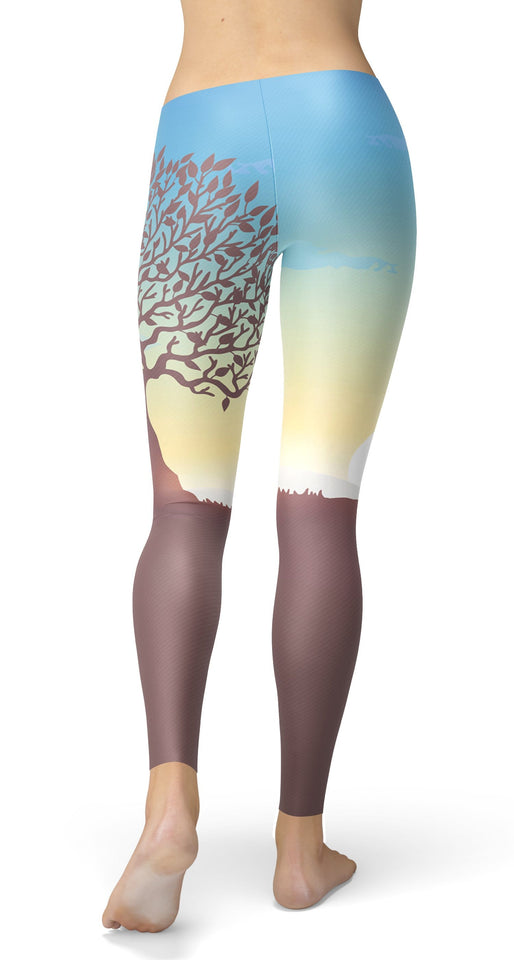 Morning Sun Leggings - US FITGIRLS